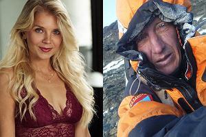 Denis Urubko ogłosił plany. Będzie się wspinał z... miss Finlandii