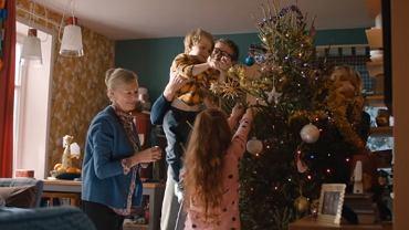 Świąteczna reklama Allegro 2019