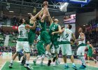 Euroliga: Mistrzowie Polski poskromili wielki Panathinaikos