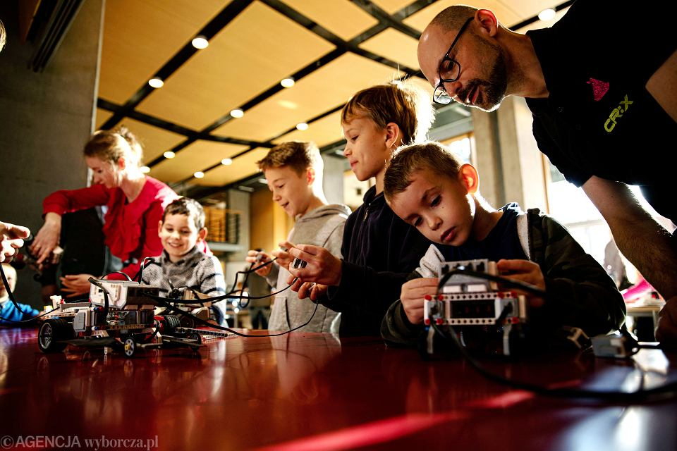 Zdjęcie numer 1 w galerii - Liczenie od kołyski, programowanie, dobra zabawa. Za nami 6. edycja Festiwalu Matematyki