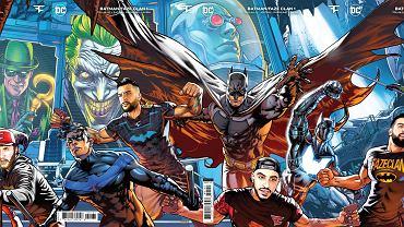FaZe Clan rozpoczął współpracę z DC Comics.