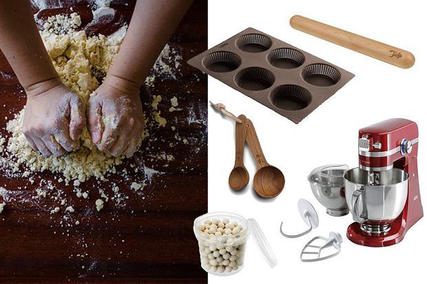Akcesoria piekarnicze, które ułatwią pracę