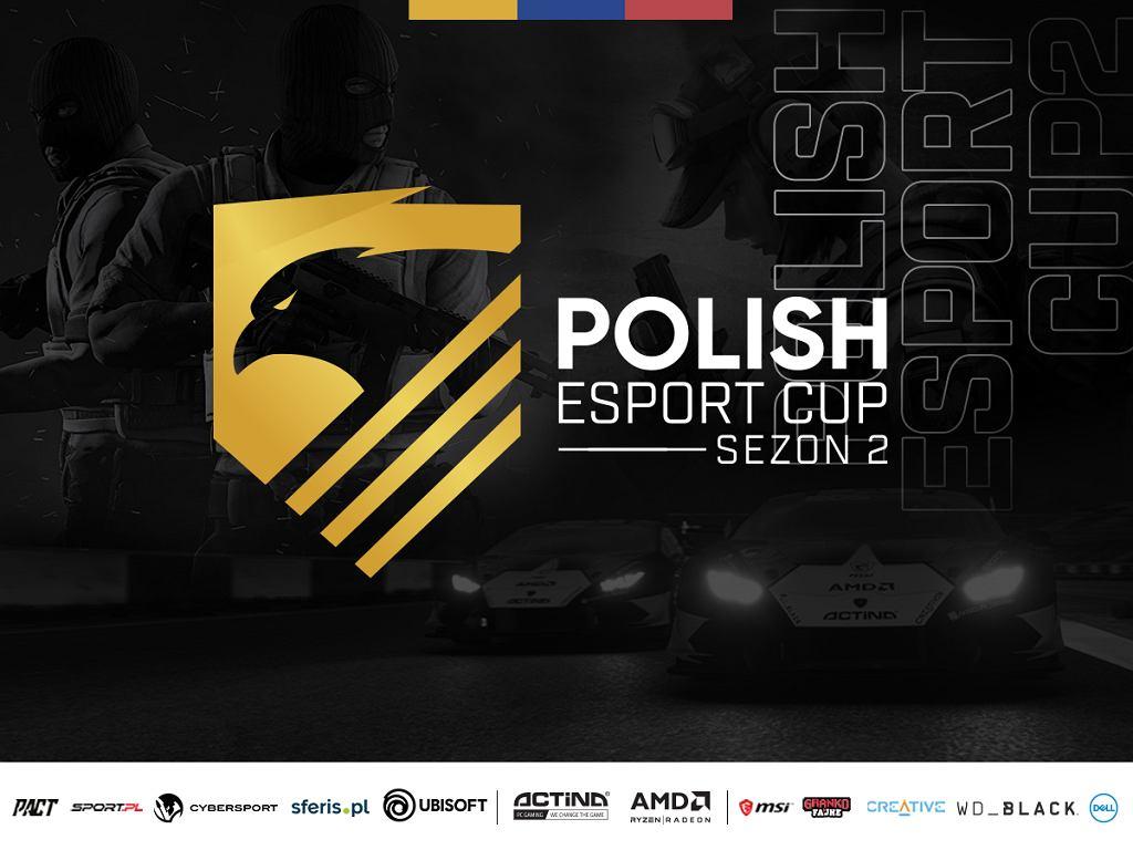 Trzecia tura Polish Esport Cup 2020 Sezon 2 stratuje już jutro!