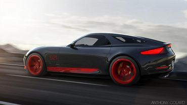Porsche 921 Vision