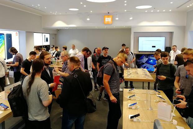 Salon Xiaomi w Warszawie