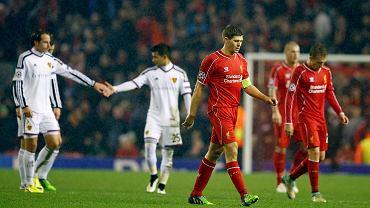 Liverpool FC - FC Basel w Lidze Mistrzów