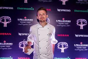 Polak na podium prestiżowego światowego konkursu kulinarnego S.Pellegrino Young Chef 2018!