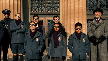 'Umbrella Academy'