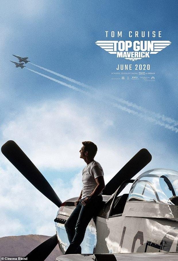 Top Gun: Maverick - plakat