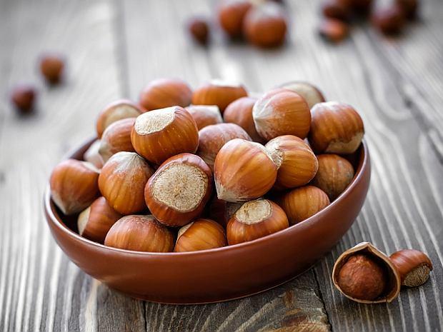 Orzechy laskowe - witaminowy smakołyk