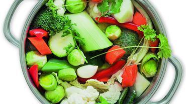 Zgodnie z zasadą zero waste warzywa z wywaru można wykorzystać na wiele sposobów