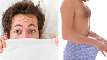 Mężczyzna z dwoma penisami odpowiada internautom