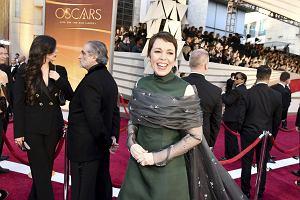 Olivia Colman - Oscary 2019 - najlepsza aktorka pierwszoplanowa