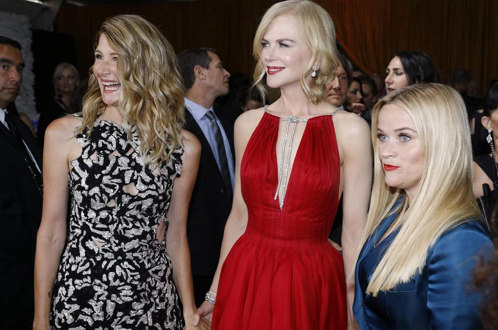 ,Laura Dern, Nicole Kidman, Reese Witherspoon