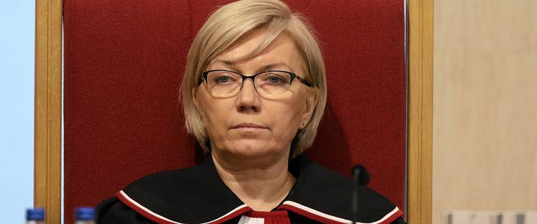 Wyrok Europejskiego Trybunału Praw Człowieka. Przyłębska: Bez podstawy prawnej