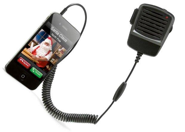 CB Radio iPhone Handset. Cena: 20 dol.
