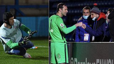 Petr Cech po powrocie na boisko w zespole rezerw Chelsea U23. Źródło: Instagram/ Petr Cech