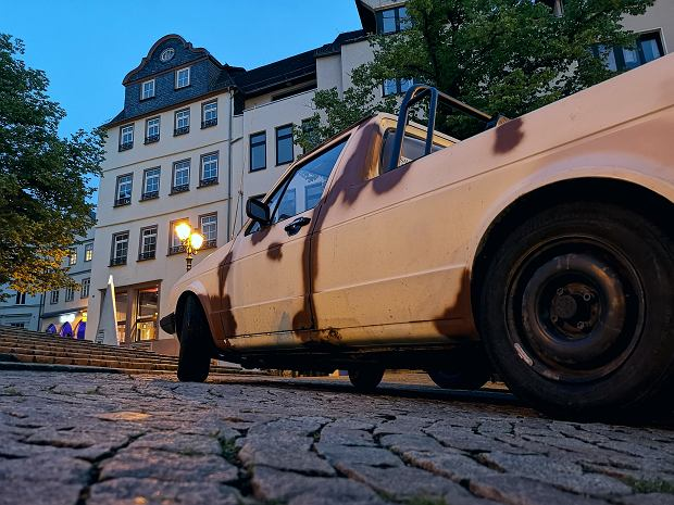 Wetzlar, Niemcy - Zdjęcie wykonane Huawei P20 Pro