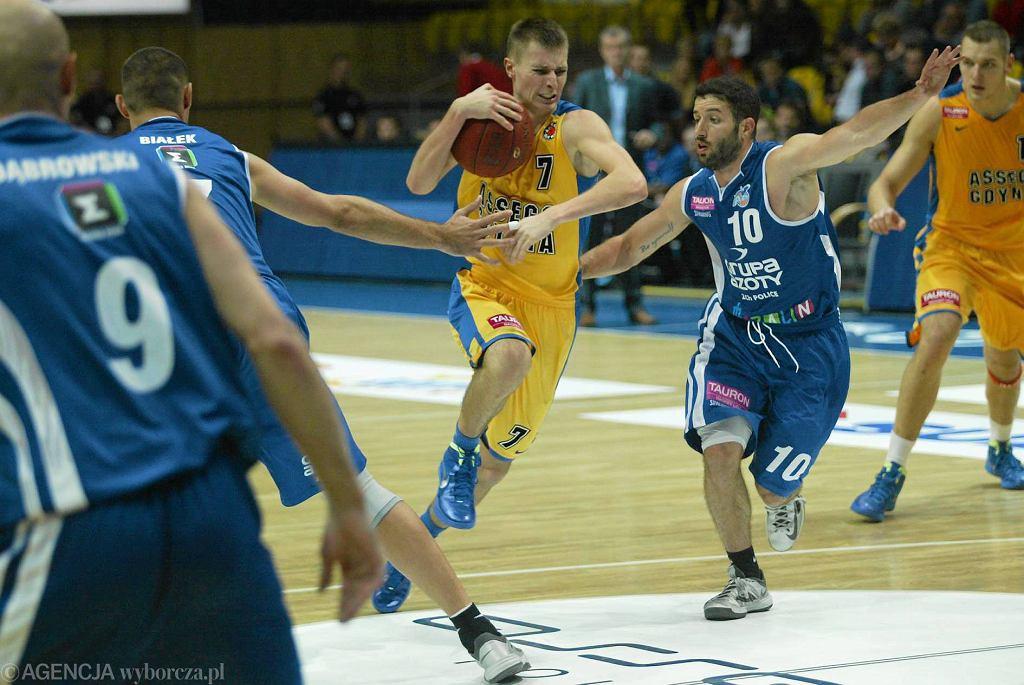 Sebastian Kowalczyk z Asseco Gdynia