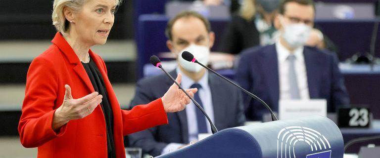 """Debata o Polsce w PE. """"Wyrok TK przykłada siekierę do jedności UE"""""""