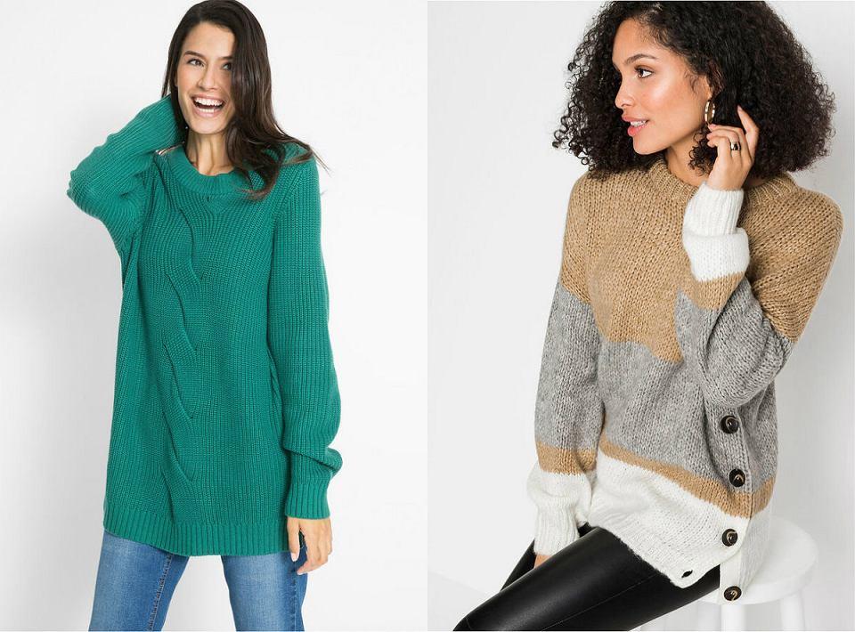 Swetry w najmodniejszych kolorach