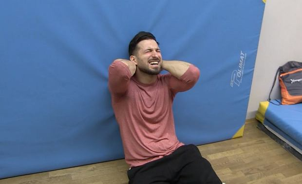 Rafał Maślak 'Dance, dance, dance'