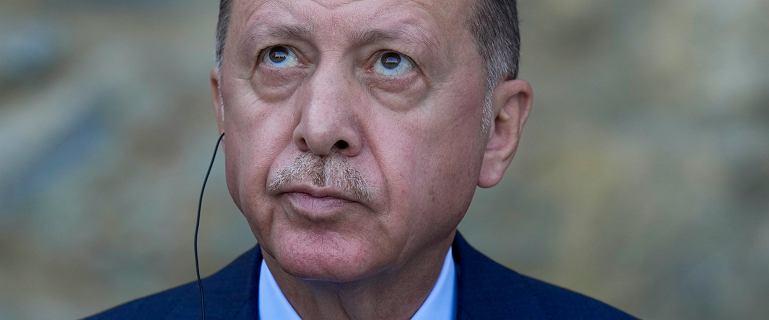 Turcji Erdogan nakazał wydalenie ambasadorów 10 państw, w tym USA, Niemiec i Francji