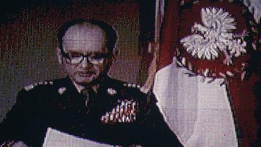 Gen. Wojciech Jaruzelski wprowadza stan wojenny. Zdjęcie ilustracyjne