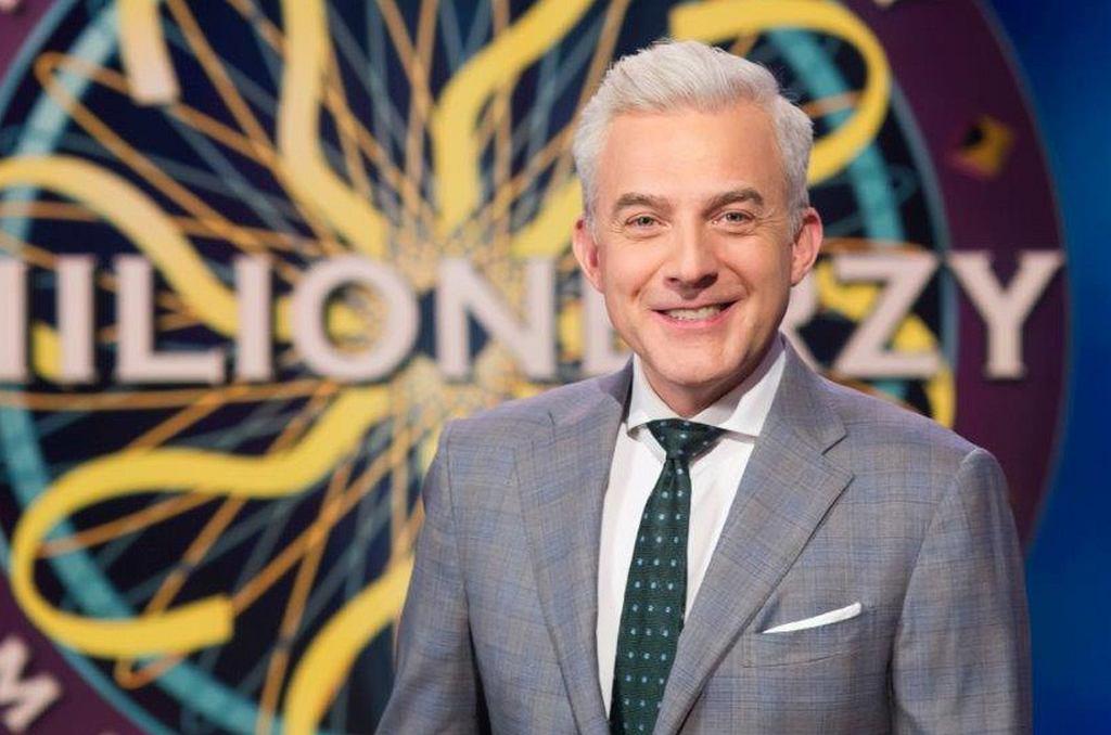 Milionerzy casting. Hubert Urbański