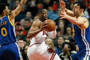 NBA. Dwyane Wade rozwiązał kontrakt z Chicago Bulls