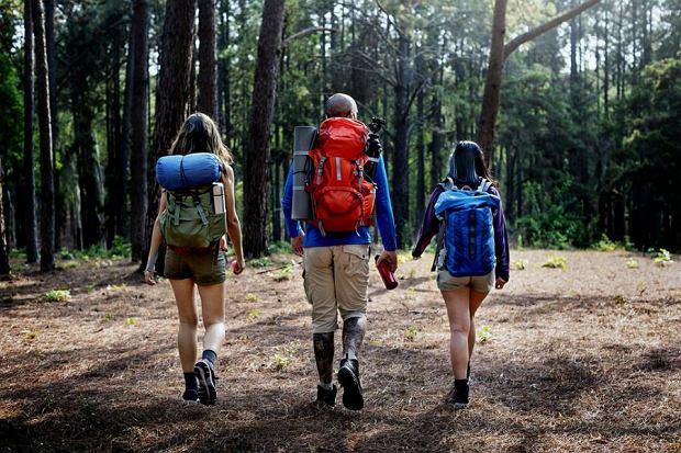 9230030f6e589 Plecaki trekkingowe na podróże małe i duże! Modele o pojemności 35, 50 i 80