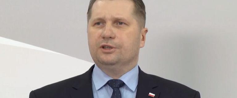 Powrót do szkół. Minister Czarnek: Zmieniamy rozporządzenie w zakresie organizacji nauki zdalnej na terenie szkoły
