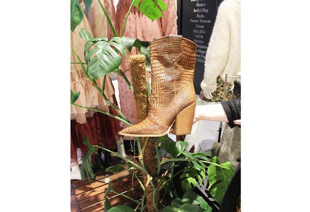 Modne buty na wiosnę - kowbojki