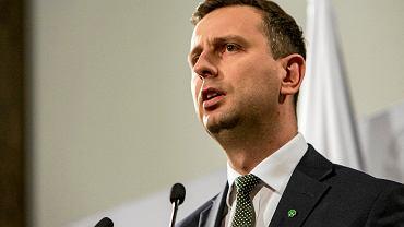 Eurowybory 2019. Władysław Kosiniak-Kamysz na konwencji wyborczej KE w Rzeszowie
