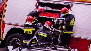 Strażacy, Zdjęcie ilustracyjne