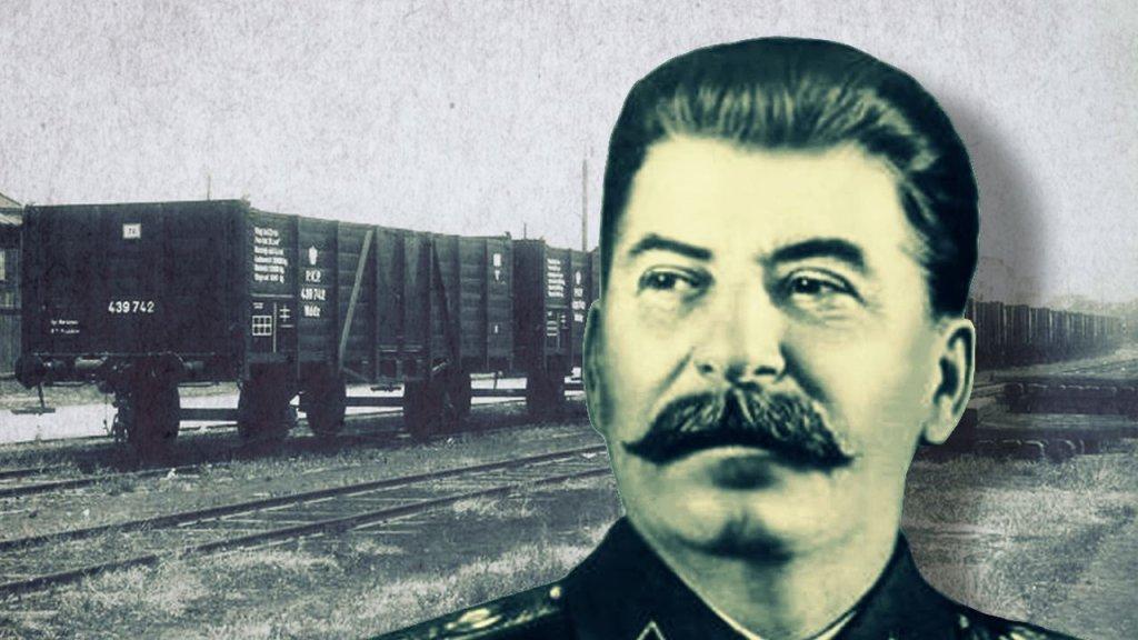 Na radzieckich grabieżach straciliśmy dziesiątki miliardów dolarów