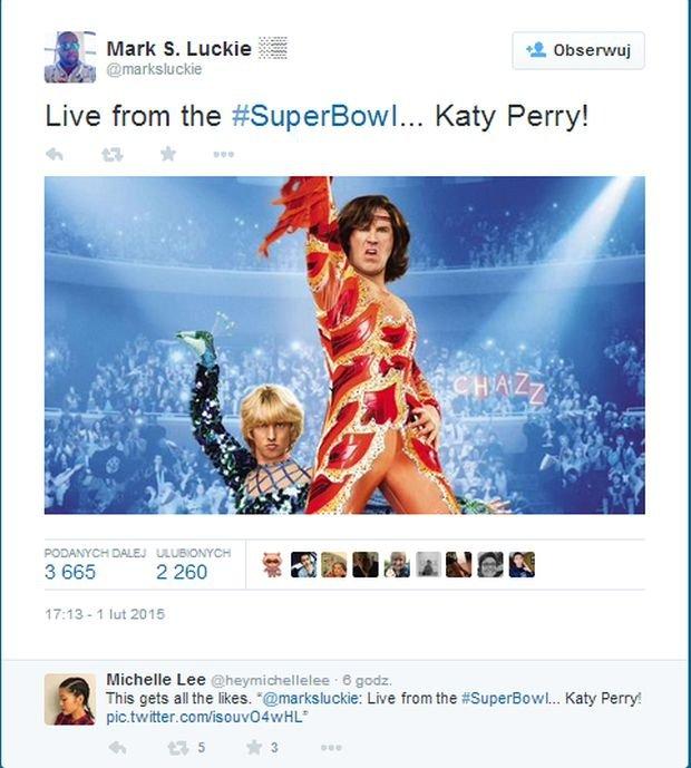 Katy Perry/Will Ferrell