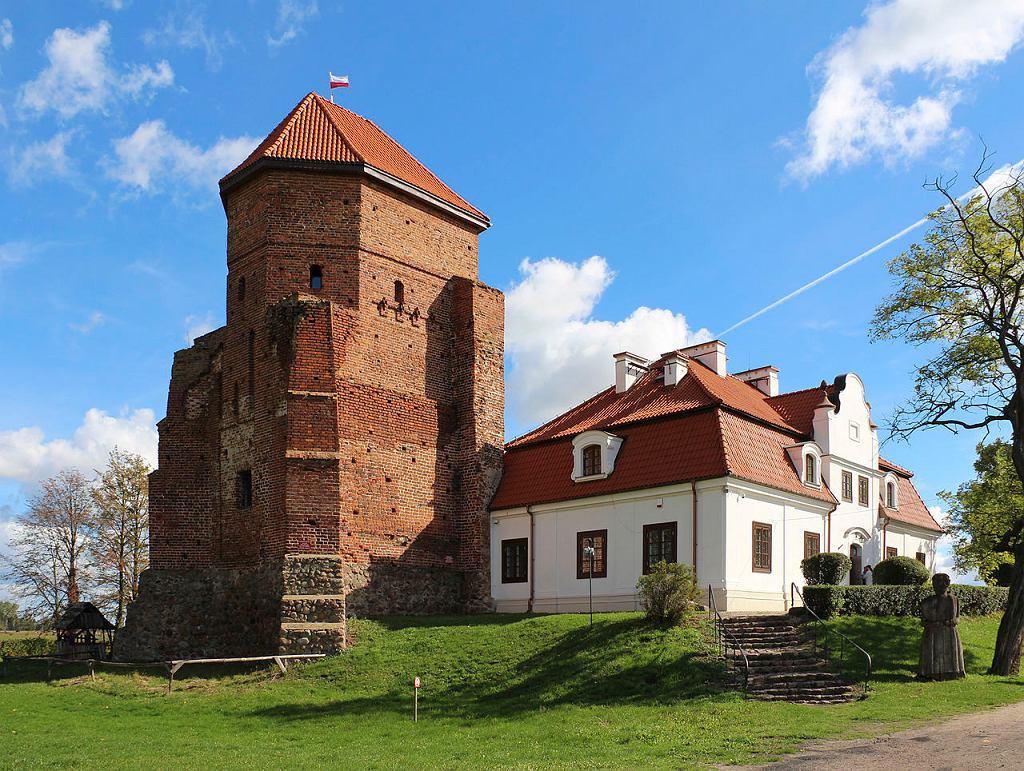 Zamek w Liwie / Wikimedia CC BY-SA 3.0