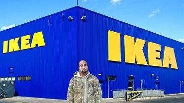 Kanye West liczył na współpracę z IKEA