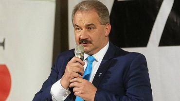 Burmistrz Zakopanego Leszek Dorula.