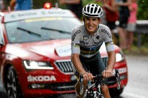 Niezły kram w Tour de France