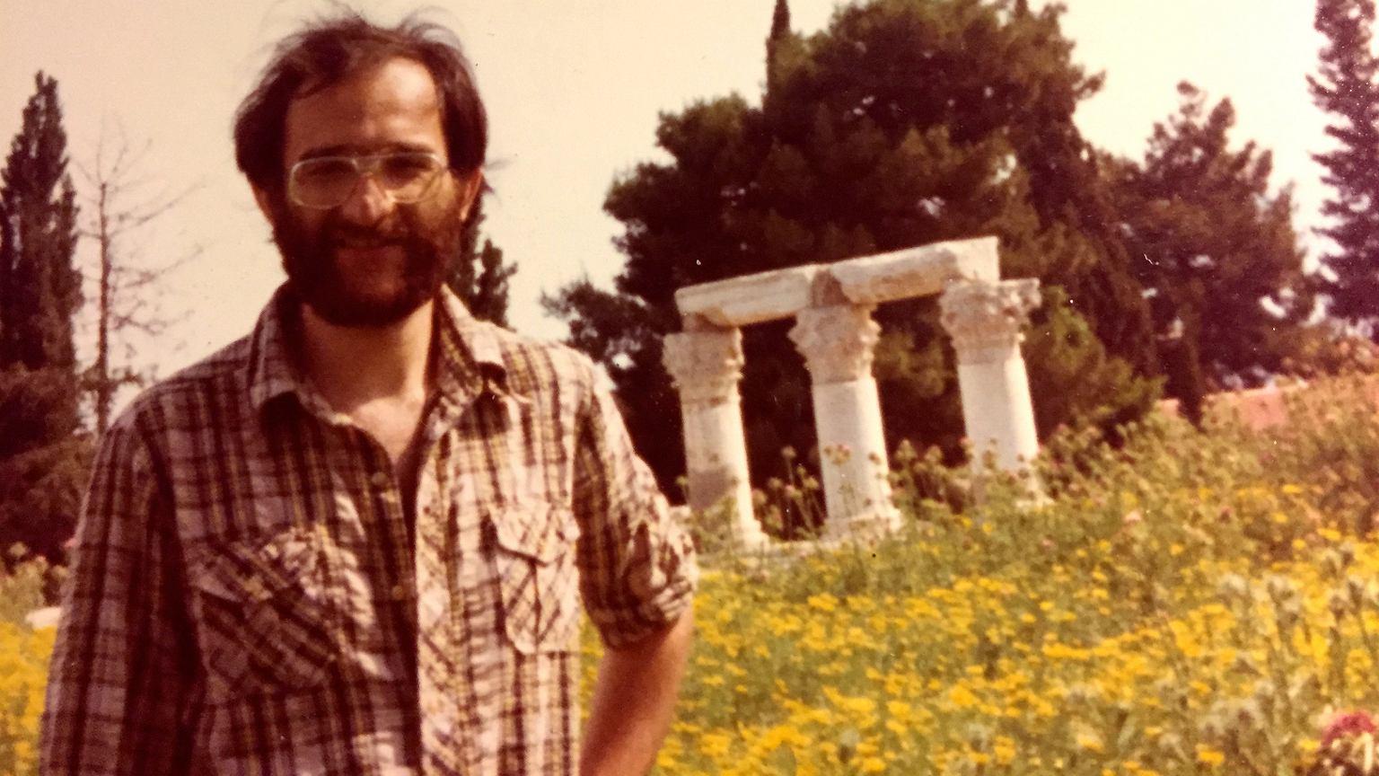 Jerzy Sarnecki w latach 70.