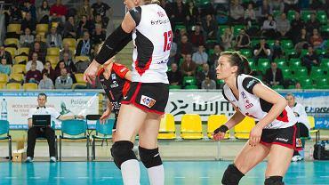 Julia Twardowska (z prawej)