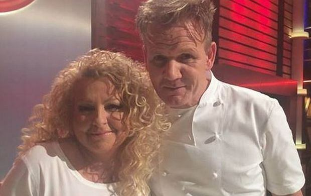 Magda Gessler i Gordon Ramsay