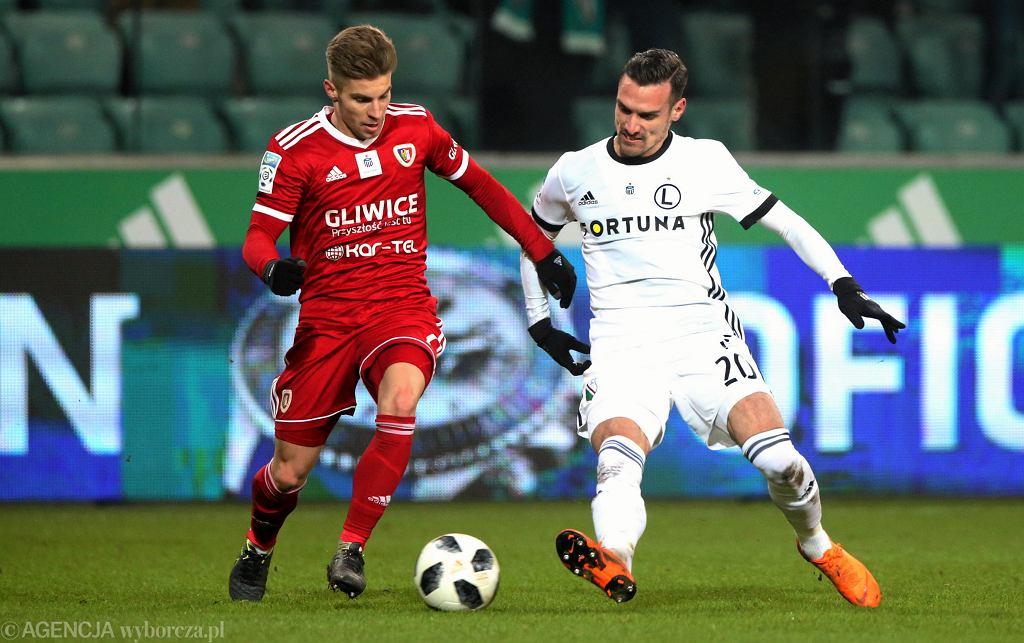Legia Warszawa - Piast Gliwice. Gdzie oglądać hit Ekstraklasy?