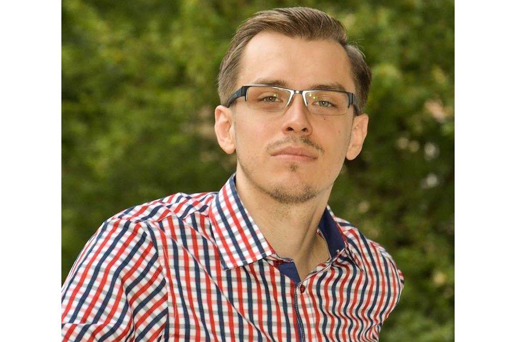 Michał Poczmański (fot. archiwum prywatne)