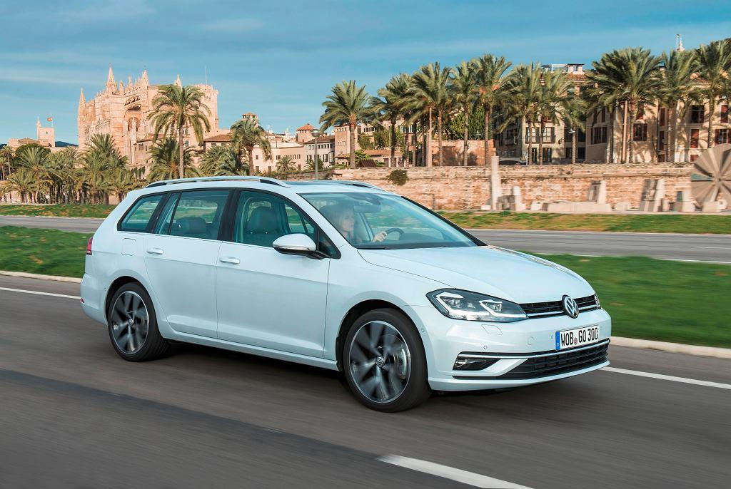 Volkswagen Golf Variant 1.5 TSI
