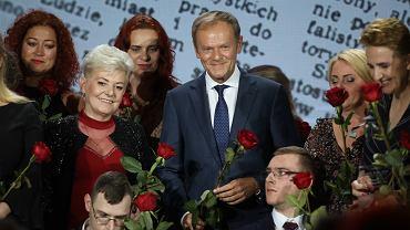 Gala 30-lecia  Gazety Wyborczej  w Warszawie