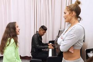 Jennifer Lopez z córką