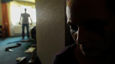 Przemoc domowa [zdjęcie ilustracyjne]